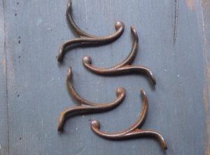 Vintage Coat Hooks