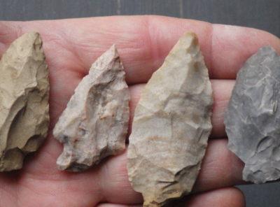 Field Grade Arrowheads