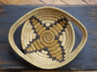 Old Southwestern Native American Indian Basket