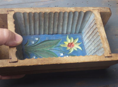 Vintage Butter Mold / Wall Hanging