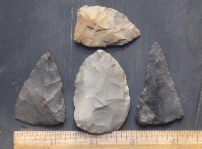 4 Various Blades / Preforms